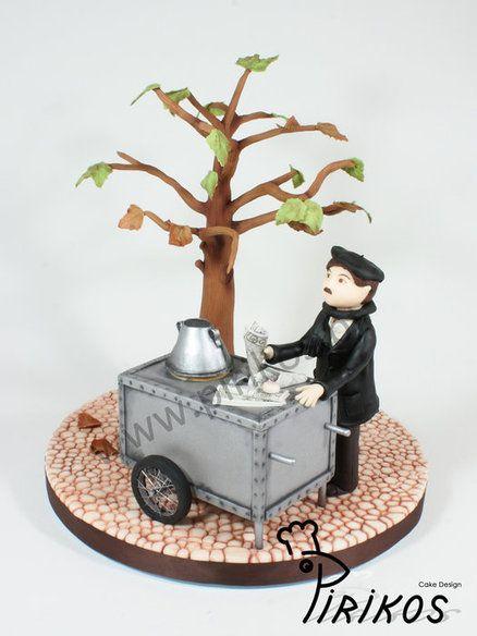 St. Martinho's Cake Cake by Pirikos, Cake Design