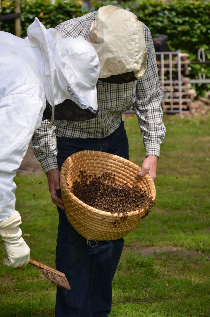 De Imker met de bijen