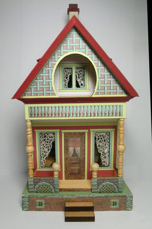 Dollhouse Kits Plans Woodworking Projects Amp Plans