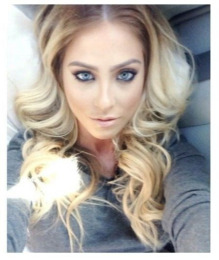 Light Blonde Ombre Hair Hair Pinterest