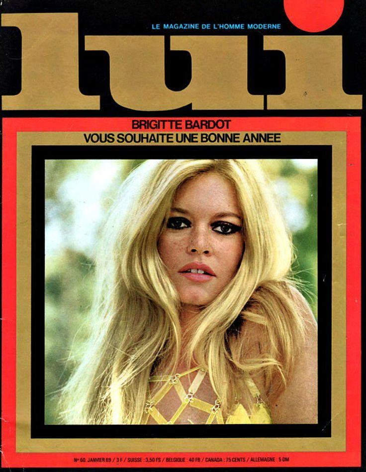 """""""Lui"""" Magazine Covers, 1960s"""