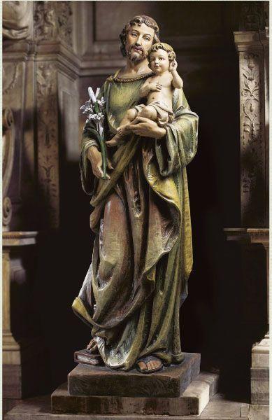 "48"" St. Joseph Statue"