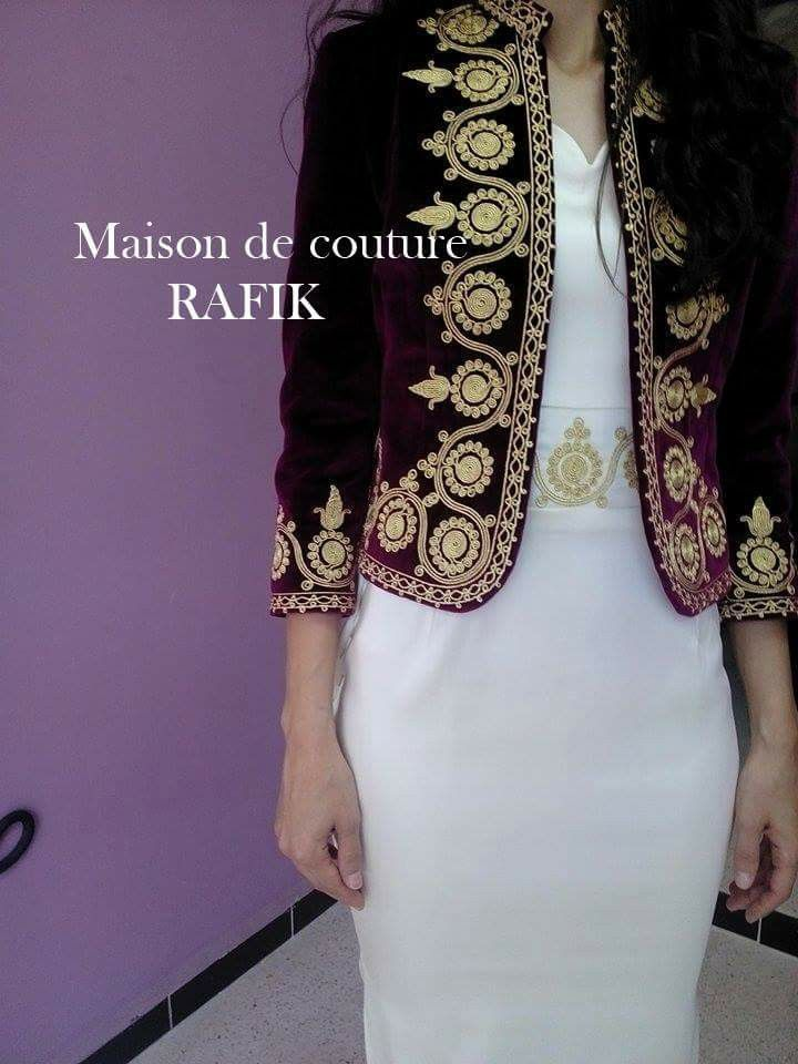 Karako #algeriantraditionaldresses Algeria-Algérie