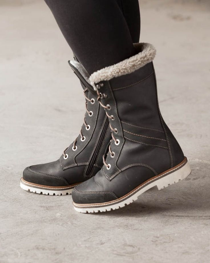 Made in Canada good winter boots. Sorel is now made in China, which could account for the recent decrease in their quality