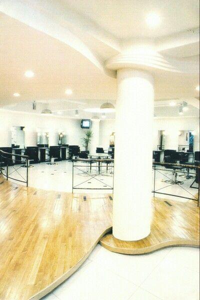 Little Joe Hair Club,  Apgujung-dong, Seoul, South Korea 1989 JINWOOK ARCHIPACE