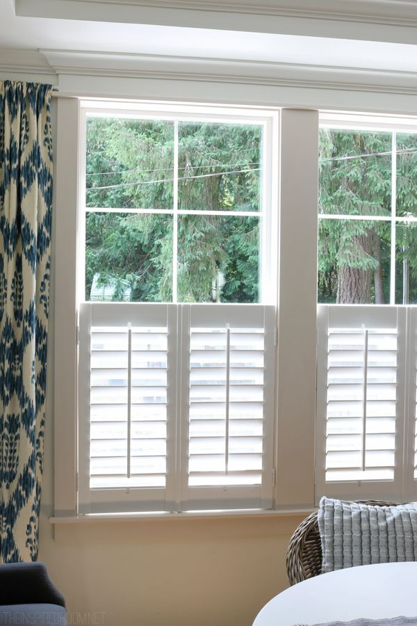 Lovely New Plantation Shutters