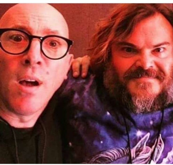 maynard james keenan and jack black