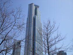 Osaka Prefectural Government Sakishima Building Ob…