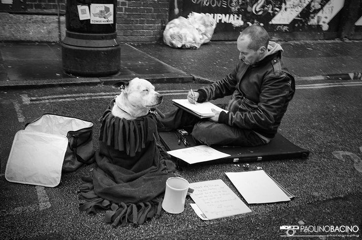 London - Brick Lane Market, Photo's Paolino Bacino