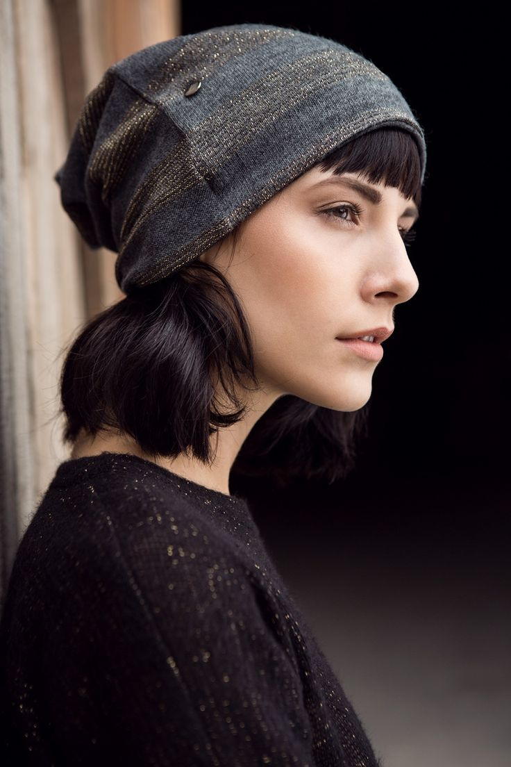 Grey-gold beanie, fall winter 2014,15.