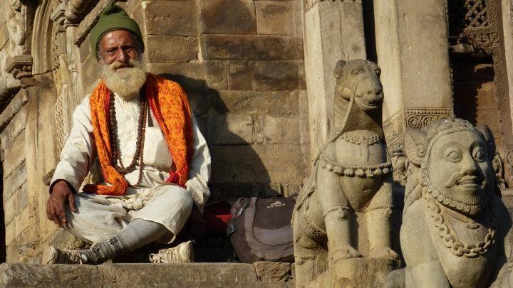 Asia - Nepal - Bhaktapur from Bhaktapur, Nepal | 2014 Trip Around The World | Off Exploring