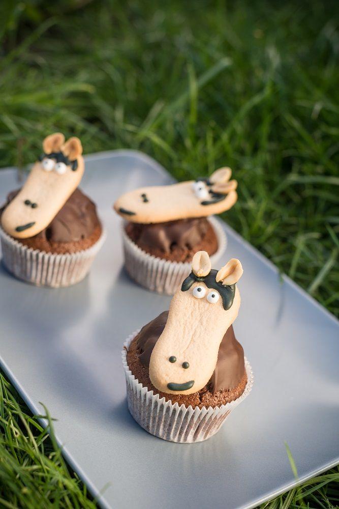 Pferdemuffin für Pony liebhaber und Muffin Begeisterte