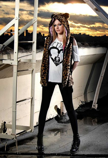 Avril Lavigne | Flickr - Photo Sharing!