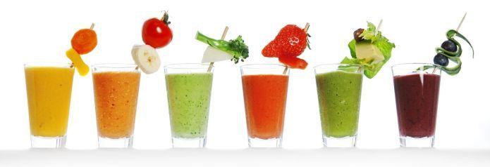 Drikk grønnsakene! - Vektklubb