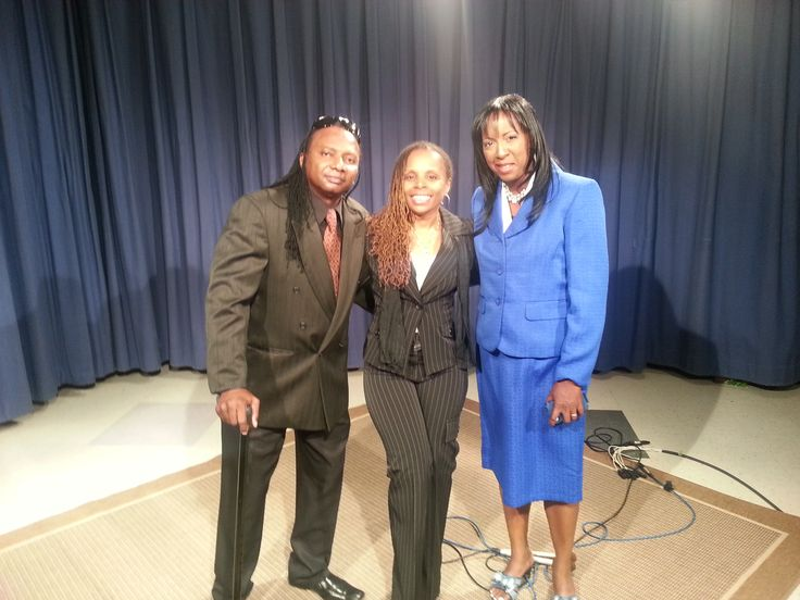 Gospel Recording Artist GOD'S DESIRE performed on Inside with Valerie Persaud, The TV SHOW. valeriepersaud.com