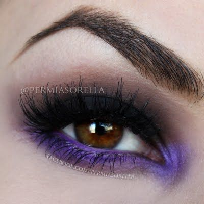 want to get the perfect purple smokey click on the pic to
