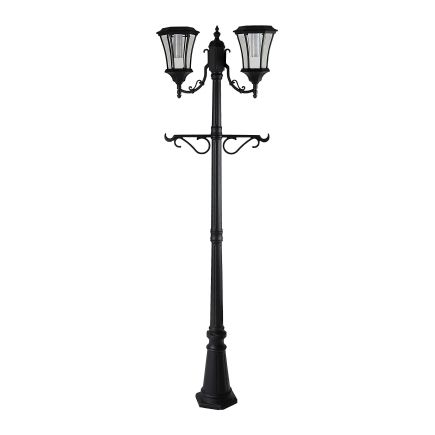 how to draw a street lamp