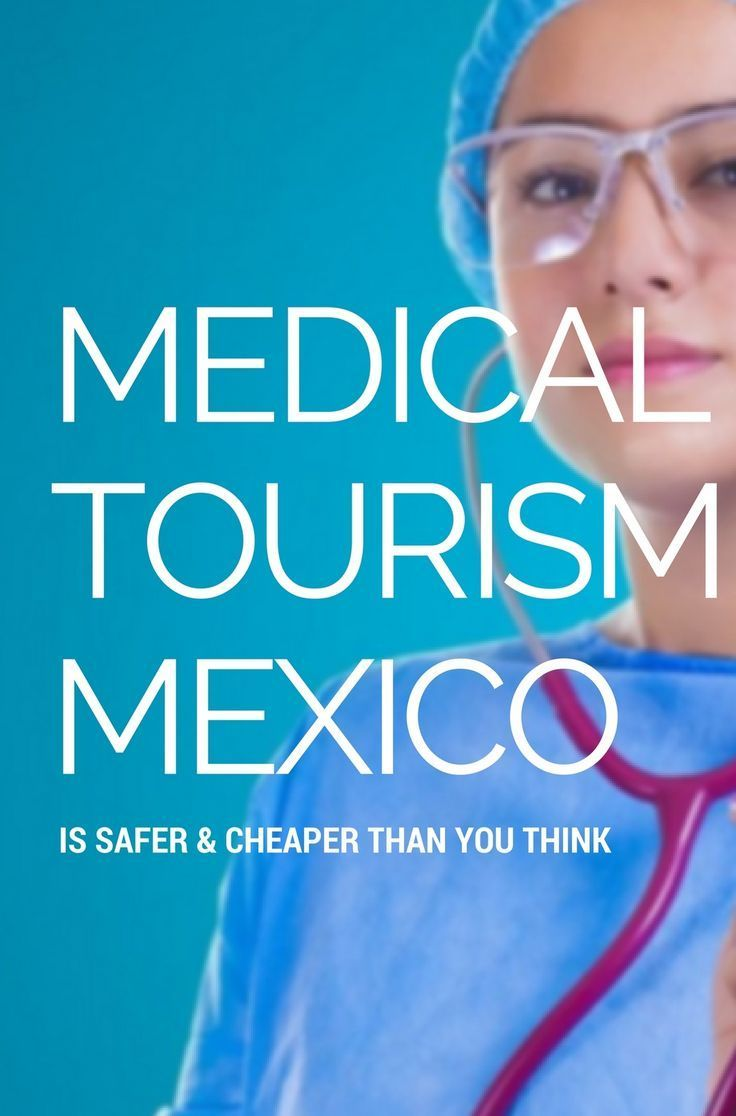 #Mexico is fast becoming one of the post popular destinations for #medical tourism, and it's much safer and cheaper than you think!
