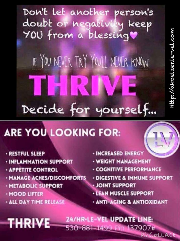 THRIVE by LeVel can change your life!!!! More energy, weight management, immune support, joint support, less aches and discomforts, mental clarity and more!!! Register for Free at http://akoelzer.Le-Vel.com