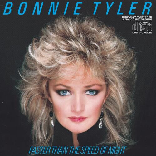 I'm listening to Total Eclipse Of The Heart by Bonnie Tyler on Pandora