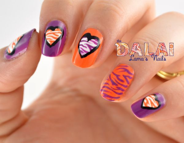 Best 25+ Tiger stripe nails ideas on Pinterest | Tiger ...