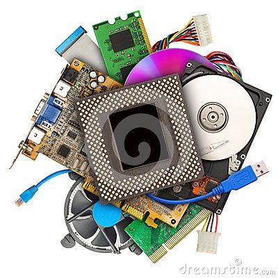 Pengertian dan Jenis Jenis Hardware