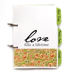 A Wedding Card Scrapbook! Best. Idea. Ever. $21.50: Wedding Scrapbook, Wedding Idea, Scrapbook Journal, Wedding Cards, Lifetime, Weddings, Card Scrapbook