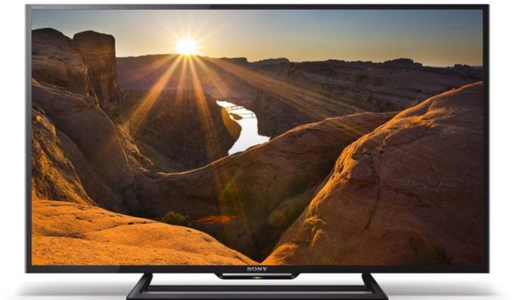 Sony KDL40R510C 40-In LED TV Review