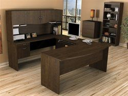 Sleek Chocolate U-Shaped Computer Desk with Hutch, http://www.amazon.com/dp/B00AU9A240/ref=cm_sw_r_pi_awdm_S4A3sb0QCNJHK