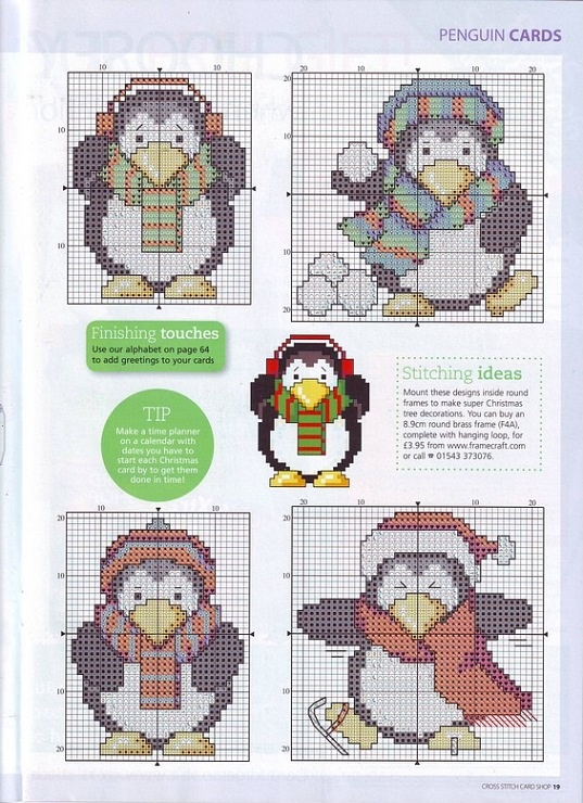 Cross Stitch Card Shop 62-1