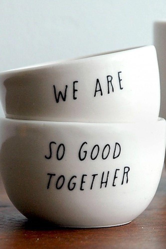 Schattige kommen. Samen zijn.. #pintratuin