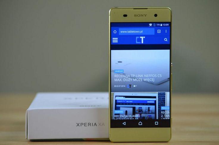 Limonkowy, złoty, miedziany – takie i jeszcze więcej określeń słyszałam na temat koloru telefonu, który ostatnio gościł w moich rękach. Mowa o Sony Xperia XA, najtańszym smartfonie japońskiego koncernu spośród zaprezentowanych w tym roku. Oprócz nich, o czym pewnie pamiętacie, zadebiutowały: Xperia XA Ultra, Xperia X (już przeze mnie przetestowana) i Xperia X Performance. Pora sprawdzić, jak podczas codziennego użytkowania radzi sobie najtańszy z modeli. Parametry techniczne Sony Xperia XA…