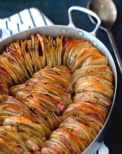 Just take a minute to stare at the Crispy Potato Goodness in the picture left. I am a huge potato fanatic and these just look stunning! YEP, they are as good as they look, if not better! But you'd nev