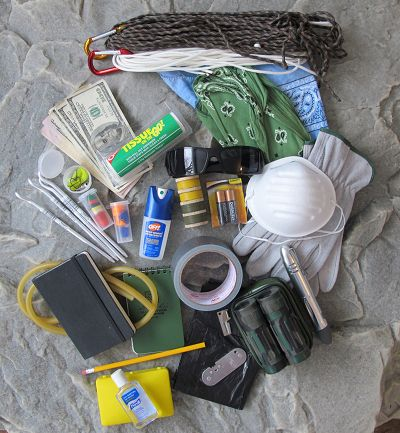 Bug-Out Bag/72 Hour Survival Kit - Better than any other's I've seen.  For me personally, I will add a Survival Guide book since I am not used to living in the wild.  Would like to think that I will not be traveling alone, but just in case, a book of instruction could be my best friend.