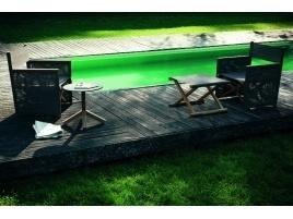 Sedie, pouf, chaise longue e divanetti per rilassarsi in giardino #Casa #Arredo