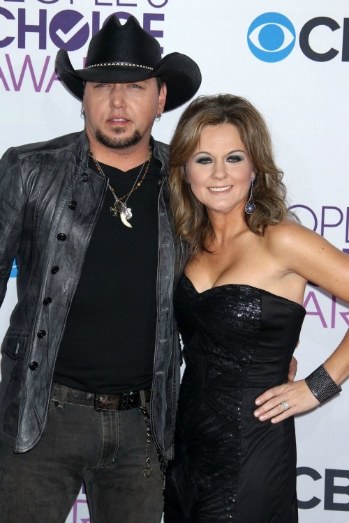 Jason Aldean Has Filed For Divorce From Jessica Ussery
