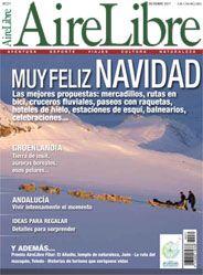 Aire libre, aventura, deporte, viajes, cultura, naturaleza. N. 271 (diciembre 2017)