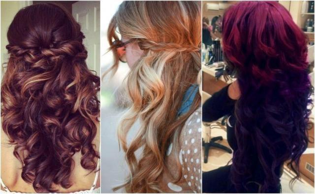 Z tą fryzurą uwiedziesz niejednego mężczyznę! #długie #włosy #kobieta #fryzury