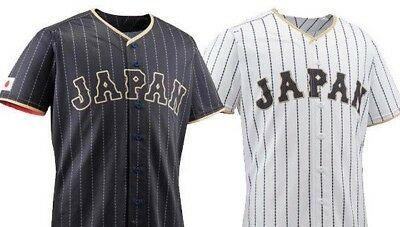 Shohei Otani Wbc Samurai Japan Official Authentic Uniform Add One Cap For Free World Baseball Classic Uniform Fun Sports