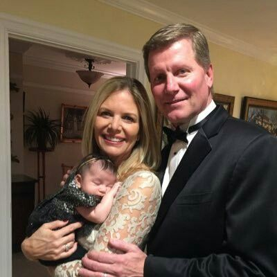 Kathy Colace, John Laurinaitis, Granddaughter Her New Vivienne James Garcia