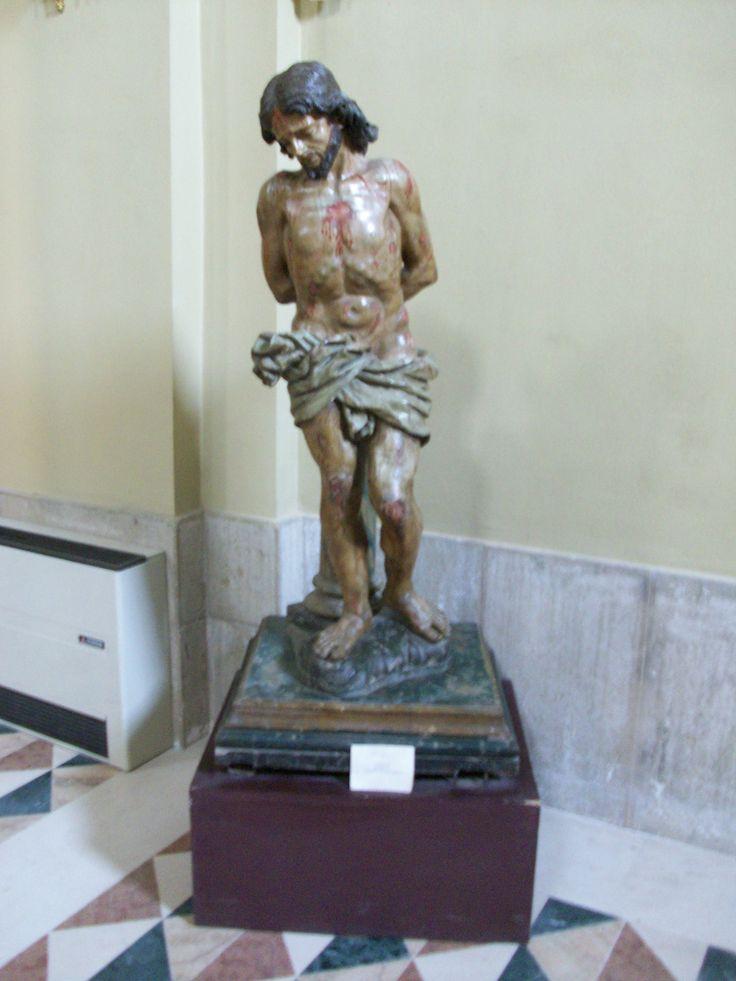 Arte scultorea nella Chiesa di San Nicola a Forenza.