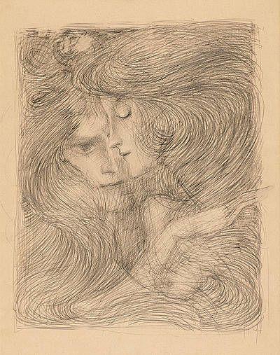 Two women Johannes Theodoor Jan Toorop | Studio 2000