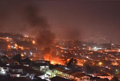 The Game Changed in Venezuela Last Night – and the International Media Is Asleep At the Switch. Jesus, how many more people have to be killed for the media to look down...
