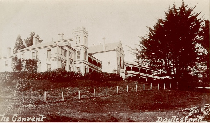 The Convent, which is now the 'Convent Gallery' in Daylesford Victoria Australia.