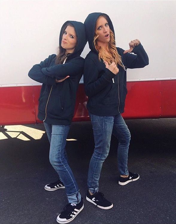Pitch perfect 3 Beca Chloe
