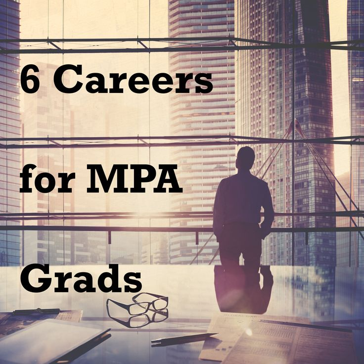 6 Less-Common Careers for Masters of Public Administration