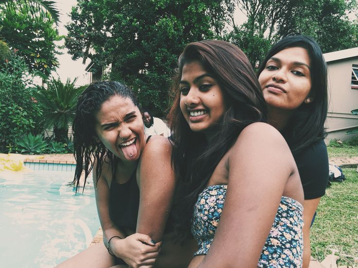 Valentine's Day shenanigans part 2 • pool party • tongue ring •