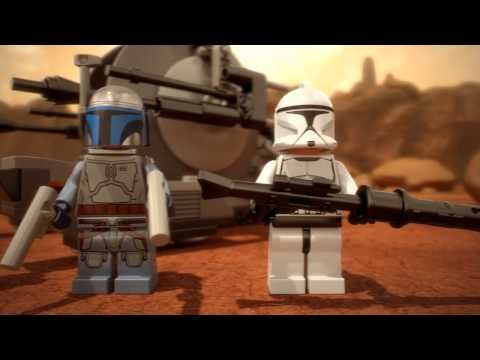 LEGO® Star Wars ™ - Headhunter - Episode 7 Part 1 - YouTube