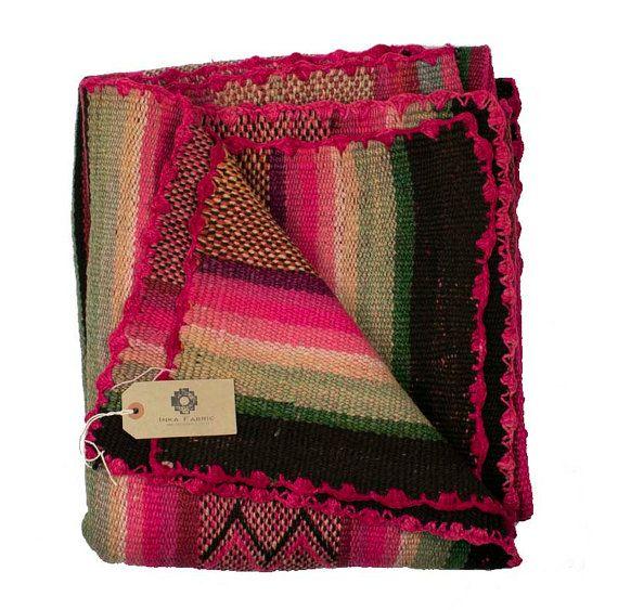Frazadas / Rug / Blankets from Cusco-Peru
