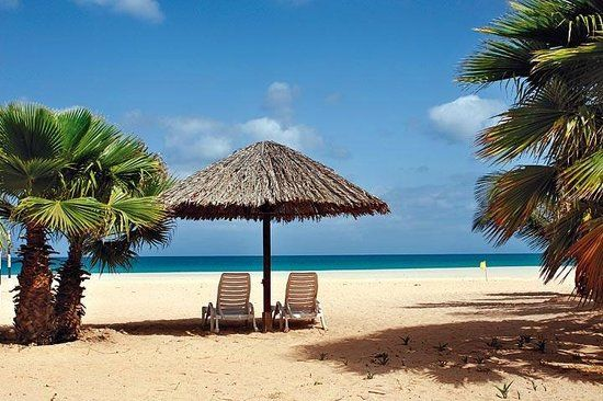 17 Best Destinations For Winter ☼ Sun Holidays, via @topupyourtrip In Pic: Beach at Cape Verde
